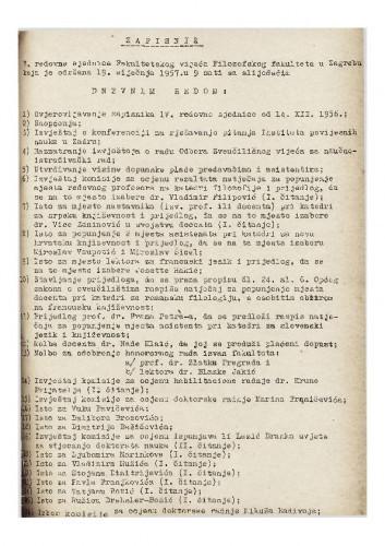 5. redovna sjednica 1956.-1957.