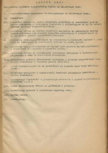 7. redovna sjednica 1948.-1949.