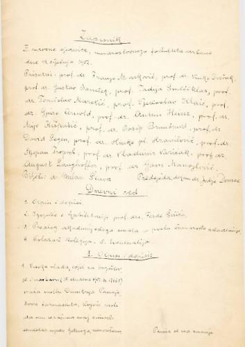 3. redovna sjednica 1902.