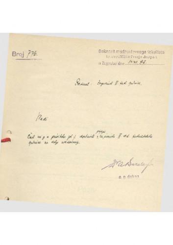 3. redovna sjednica 1915.-1916.