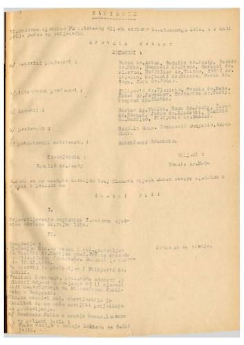2. redovna sjednica 1950.-1951.
