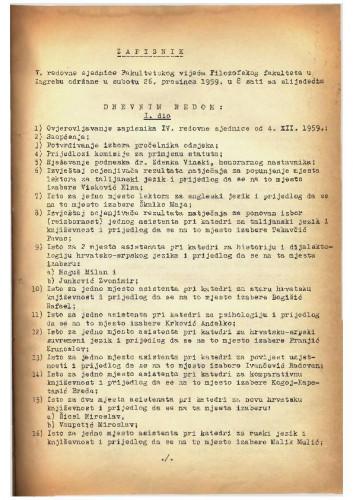 5. redovna sjednica 1959.-1960.