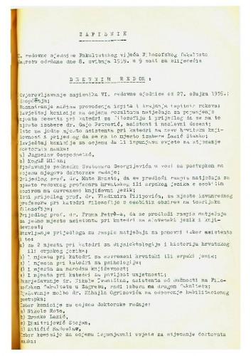 7. redovna sjednica 1958.-1959.