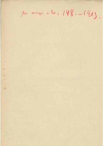 7. redovna sjednica 1913.