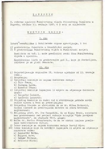 10. redovna sjednica 1959.-1960.