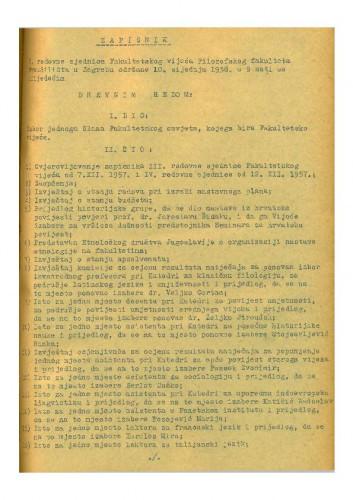 5. redovna sjednica 1957.-1958.