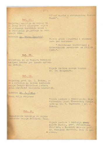 2. redovna sjednica 1956.-1957.