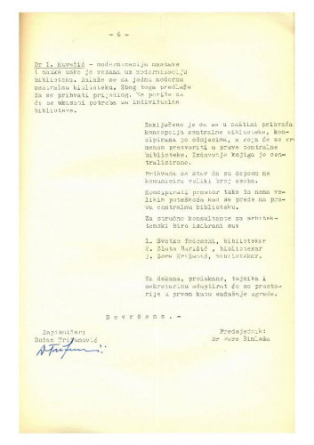 1. izvanredna sjednica 1967.-1968.
