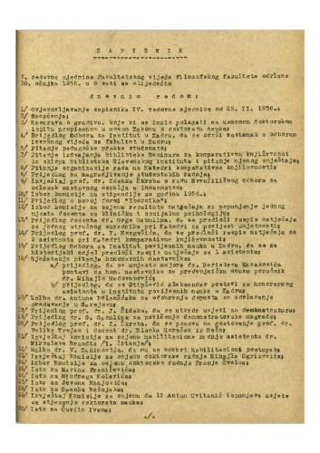5. redovna sjednica 1955.-1956.