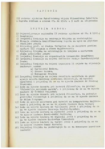 3. redovna sjednica 1962.-1963.