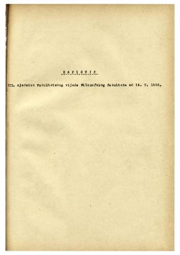7. redovna sjednica 1955.-1956.