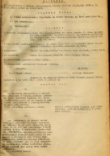 3. izvanredna sjednica 1948.-1949.