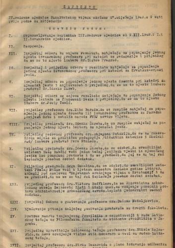 4. redovna sjednica 1948.-1949.