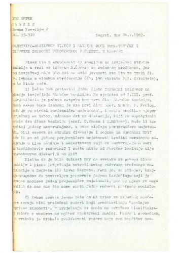 Supek 1981.-1982.